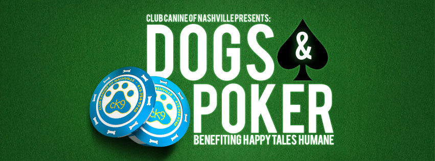 Dogs and Poker Facebook Cover Image