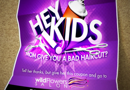 Wildflowers Kid's Coupon
