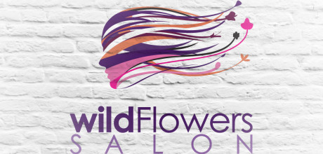 WildFlowers Salon Logo