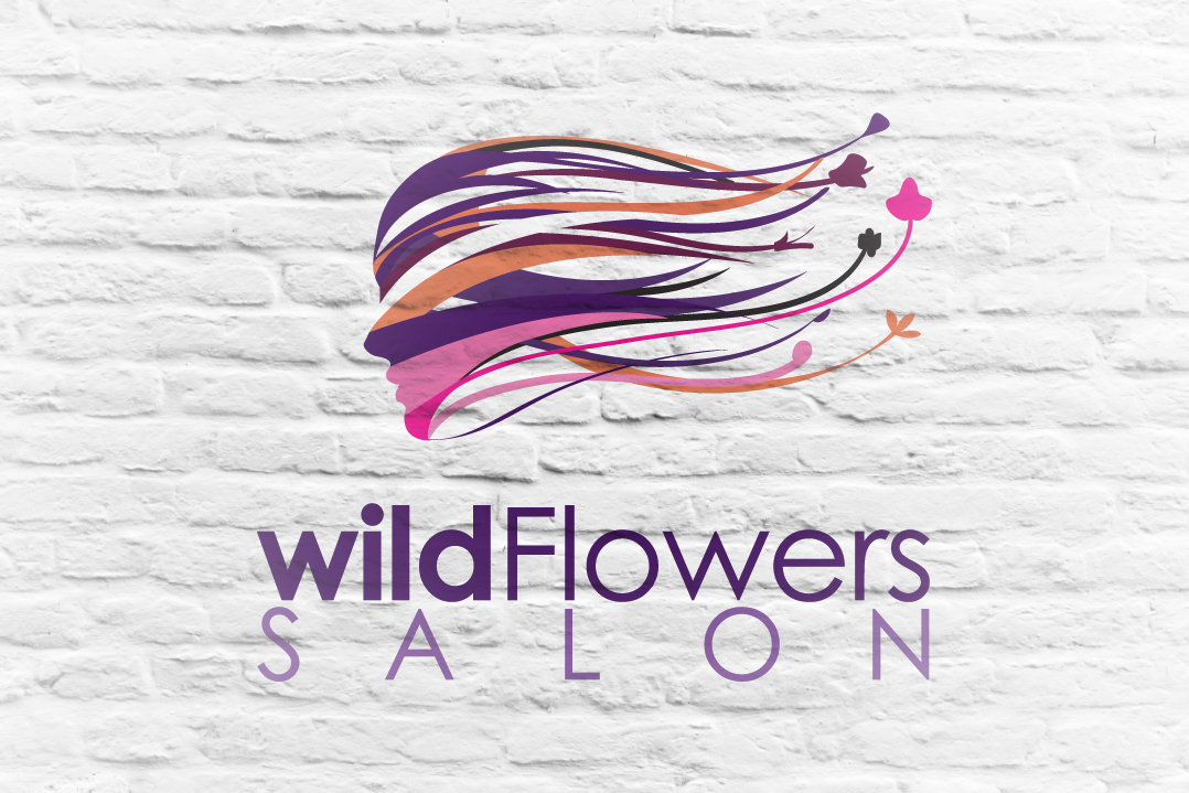 WildFlowers Salon Logo