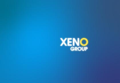 XenoGroup Logo Animation