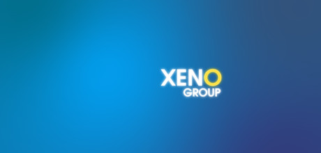 XenoGroup Logo Animation