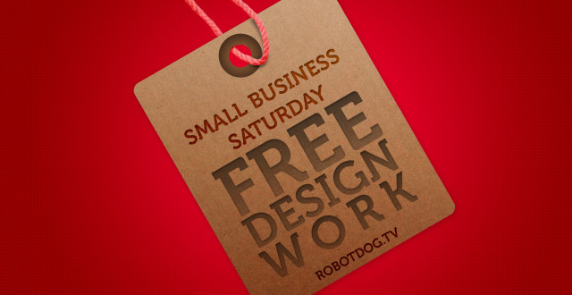 Small Business weekend only!